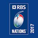 RBS 6 Nations Championship App icon