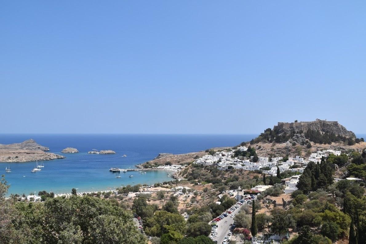 itinerario islas griegas una semana