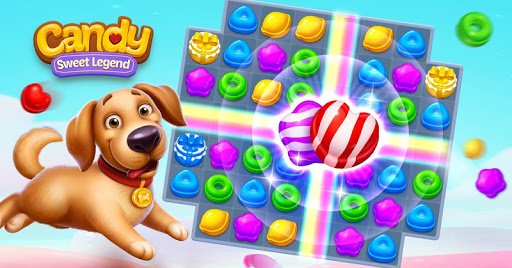 Candy Sweet Legend - Match 3 Puzzle 3.8.5009 screenshots 24