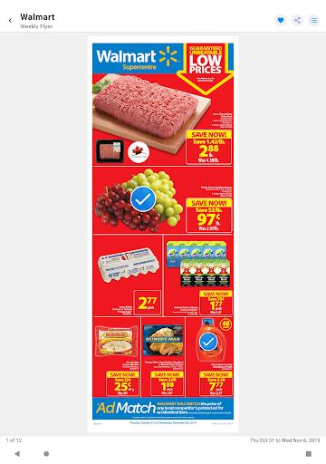 reebee: Flyers, Deals & Shopping List 4.5.8 screenshots 10