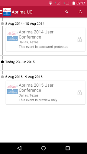 Aprima User Conference