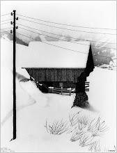 "Photo: Maurits Cornelis Escher, ""Neve"" (1936)"