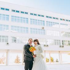Wedding photographer Khristina Dedyukhina (Khristy). Photo of 09.04.2016