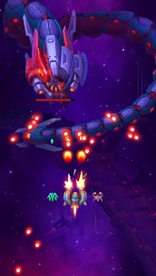 Space Justice: Galaxy Shooter. Shoot 'em up 4