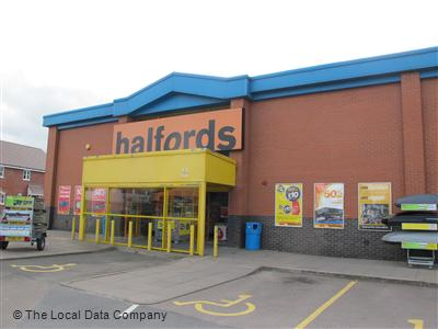 Halfords On Sword Drive Car Accessories Parts In Town