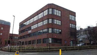 Photo: Elizabeth Barraclough Building, March 2019