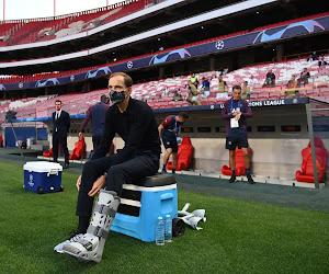 Le PSG mis à l'amende par l'UEFA à cause de Thomas Tuchel