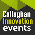 Callaghan Innovation Events icon