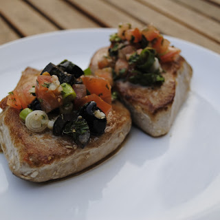 Mediterranean Tuna Steak Recipes
