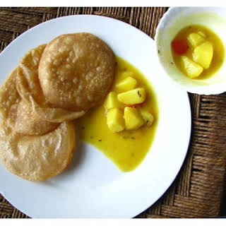 Indian Fry Bread.