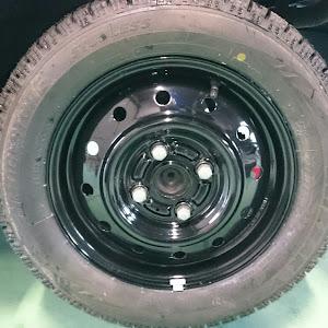 アルトワークス HA12S ie 4WDのホイールのカスタム事例画像 ツァさんの2018年12月24日16:42の投稿