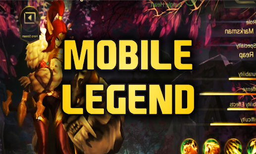 CHEATS MOBILE LEGEND GAME - náhled