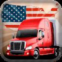 American Truck Simulator 3D icon