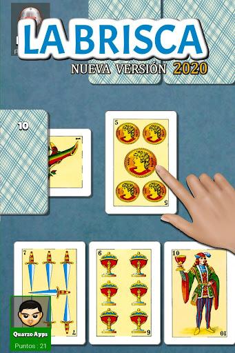 Briscola 2020 - La Brisca (Offline + Online) 2.0.4 screenshots 11