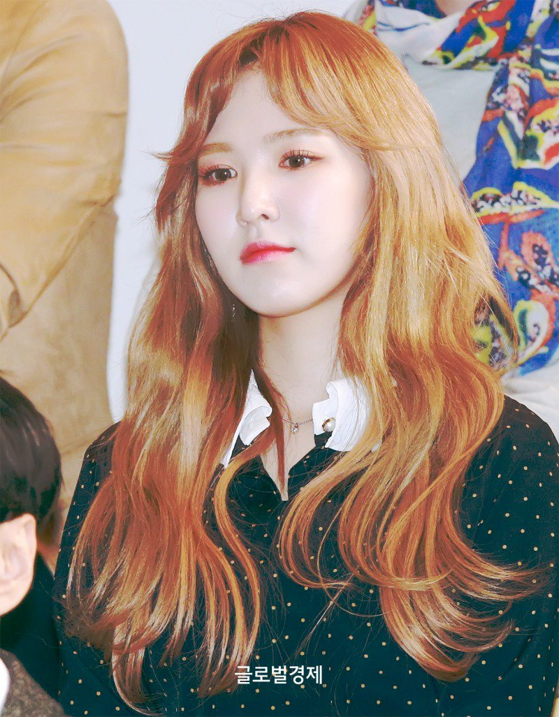 red velvet wendy double eyelid 3