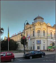 Photo: Turda - Piata Republicii, Nr.15 - fostul Palat al Postelor si Finantelor - monument istorici - 2018.09.10