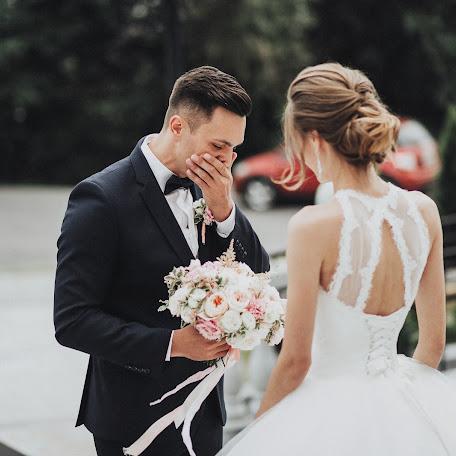 Wedding photographer Vadim Solovev (Solovev). Photo of 17.01.2018