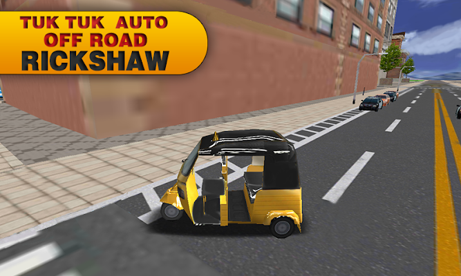 Tuk Tuk India Auto Rickshaw - screenshot