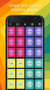 Elektronische Drum Pad Pro Screenshot