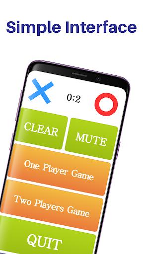 Ultimate Tic Tac Toe XO   Board Games apkdebit screenshots 1