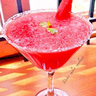 Water melon Mocktail