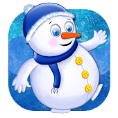 Snowman Dash: Jump or Die