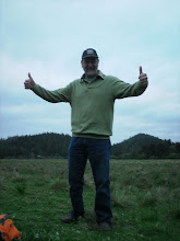 Photo: Al, the manager of the Sunny Sanctuary campground, seeing me off.