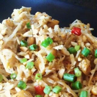 Pad Thai Chicken (Gluten Free)