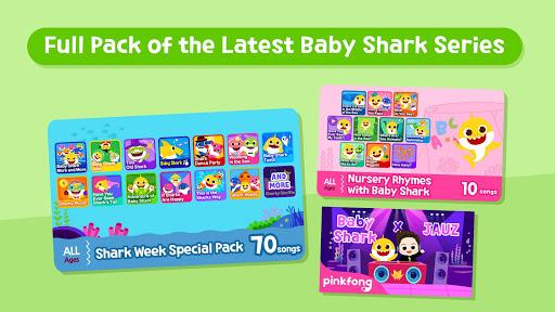 Baby Shark Best Kids Songs & Stories  Wallpaper 8