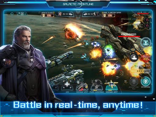 Galactic Frontline 1.0.104485 screenshots 7