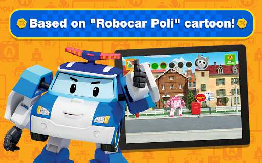 Robocar Poli: City Games 1.0 screenshots 14