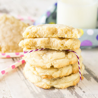 Bakery Style Sugar Cookies Recipe