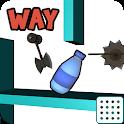 Bottle Flip Way icon
