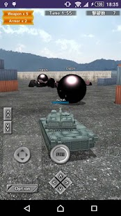 TANK ALPHA- screenshot thumbnail