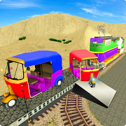 Game Tuk Tuk Cargo Train Transport APK for Windows Phone