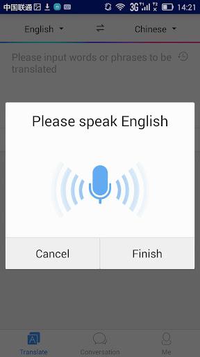 Baidu Translate-EN CH JP TH RU 6.10 screenshots 4