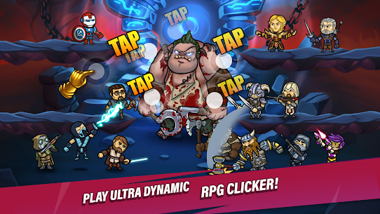 Lords Royale: RPG Clicker Apk Download For Android and Iphone 5