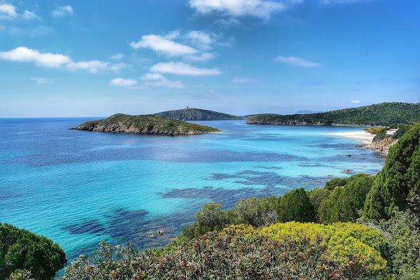 Spiaggia di Tuerredda - Sardegna di Sardus