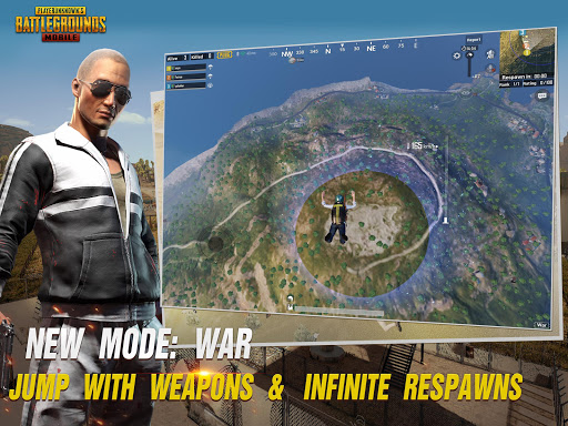 PUBG MOBILE 0.7.0 screenshots 10