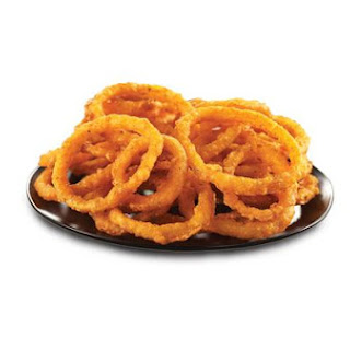 Crispy French Fried Onion Rings