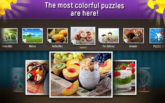 Download Jigsaw Puzzles World (Classic Puzzle Games) APK