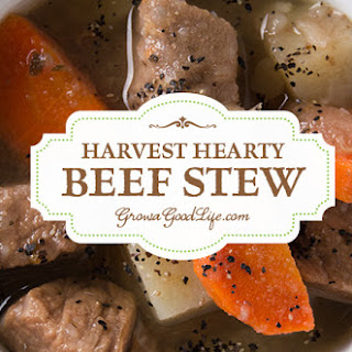 Harvest Hearty Beef Stew