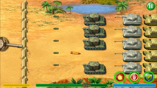 World War 2 Tank Defense  screenshots 1