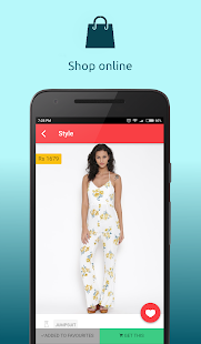 Personal Fashion Stylist App- screenshot thumbnail