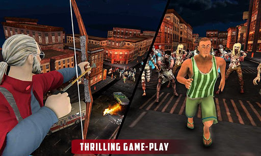 Archer Hunting Zombie City Last Battle 3D 1.0.4 screenshots 4
