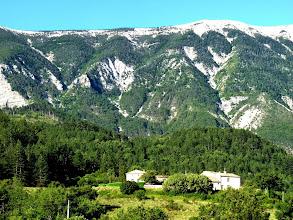 Photo: le hameau des Bernards