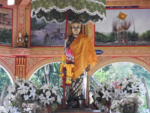 Khru Ba Pha Pha Monument