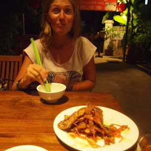 eating questionable street food in cambodia womens travel blog