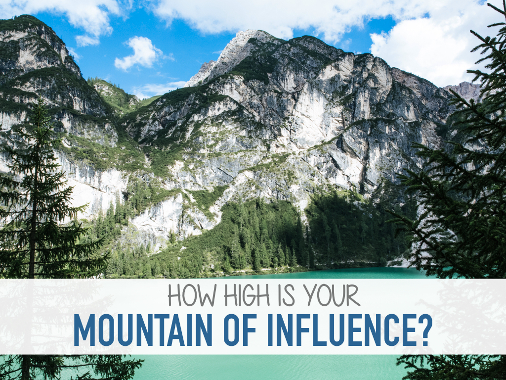 mountain of influence