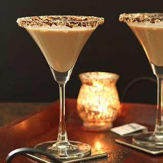 Bailey's Salted Caramel and Espresso Martini.